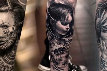 les-tatouages-realiste-de-oscar-akermo