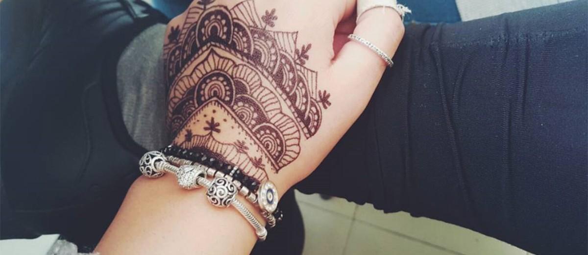 Essayez votre futur tatouage avec un tattoo temporaire