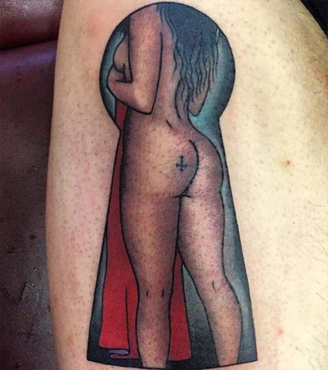 blog de sexe tatouage sexe