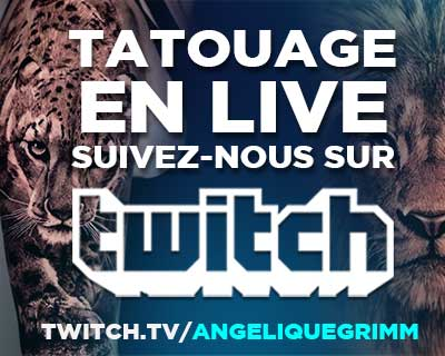 tatouage live twitch