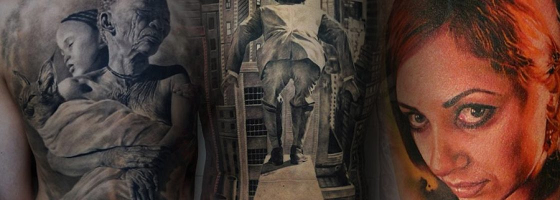 les-tatouages-realiste-de-Den-Yakovlev