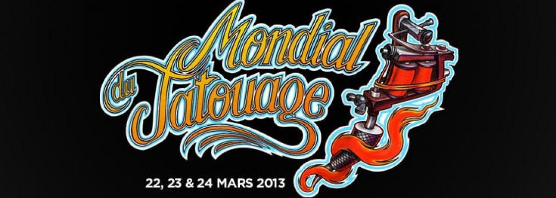mondial du tatouage de paris 2013