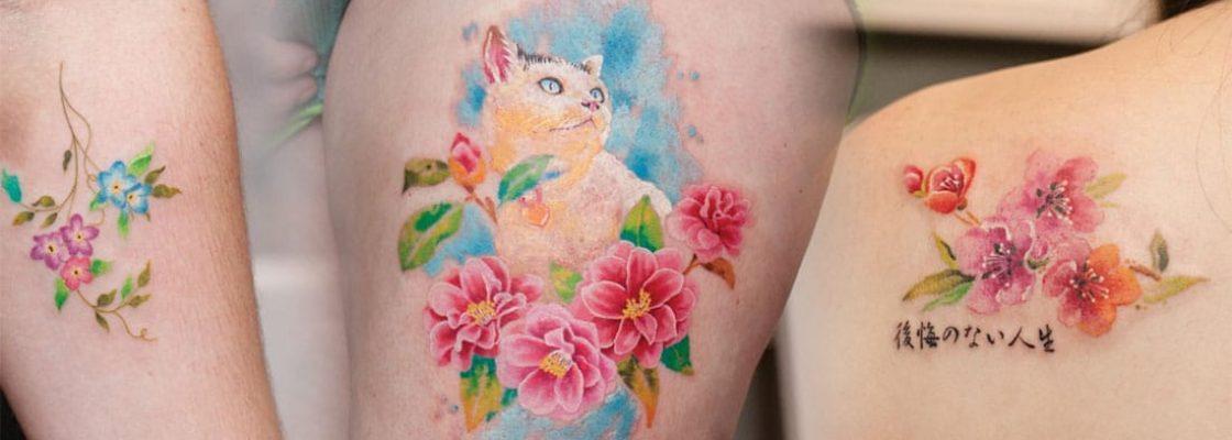 river-tatouage-aquarelle