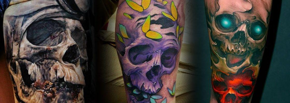 selection-tatouage-crane-tete-de-mort