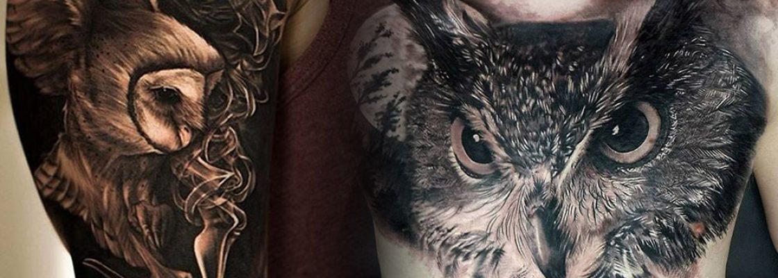 slection-tattoo-tatouage-hiboux
